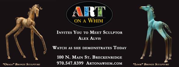 Alvis Show Breck 3-7-15